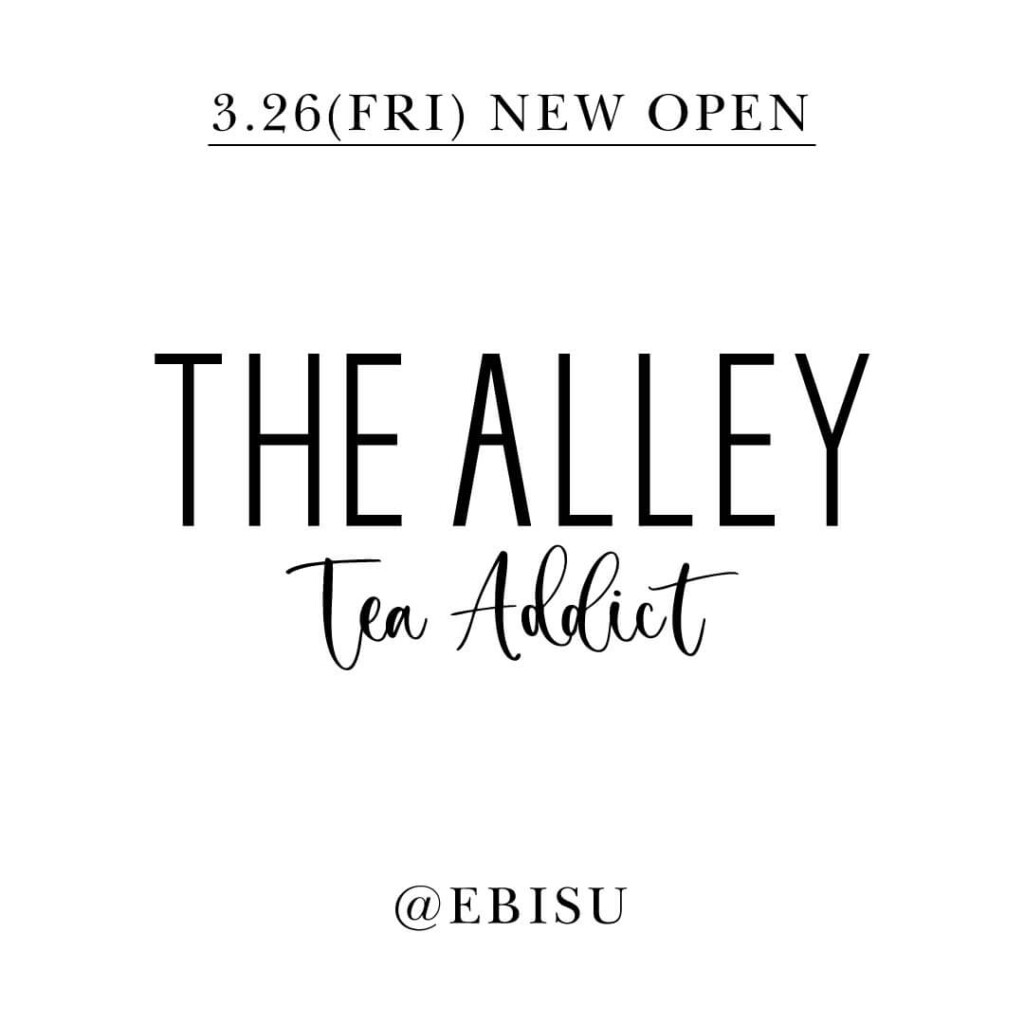 THE ALLEY(ジアレイ)恵比寿店
