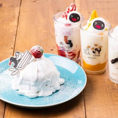 atari CAFE&DINING 池袋PARCO店 ピングーコラボ