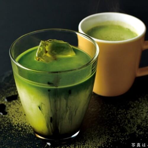 フォレスティコーヒー 黒蜜抹茶ミルク