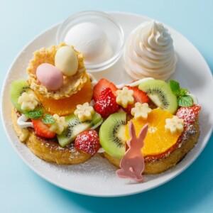 【期間限定】フレンチトースト専門店 Ivorish でイースターオリジナルメニュー&イベント開始!