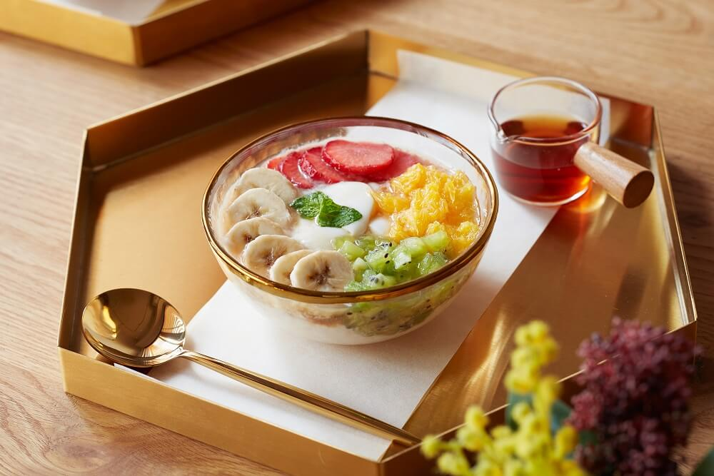 LaTREE(ラ・ツリー) 果茶果酒 旬のフルーツ茶豆花