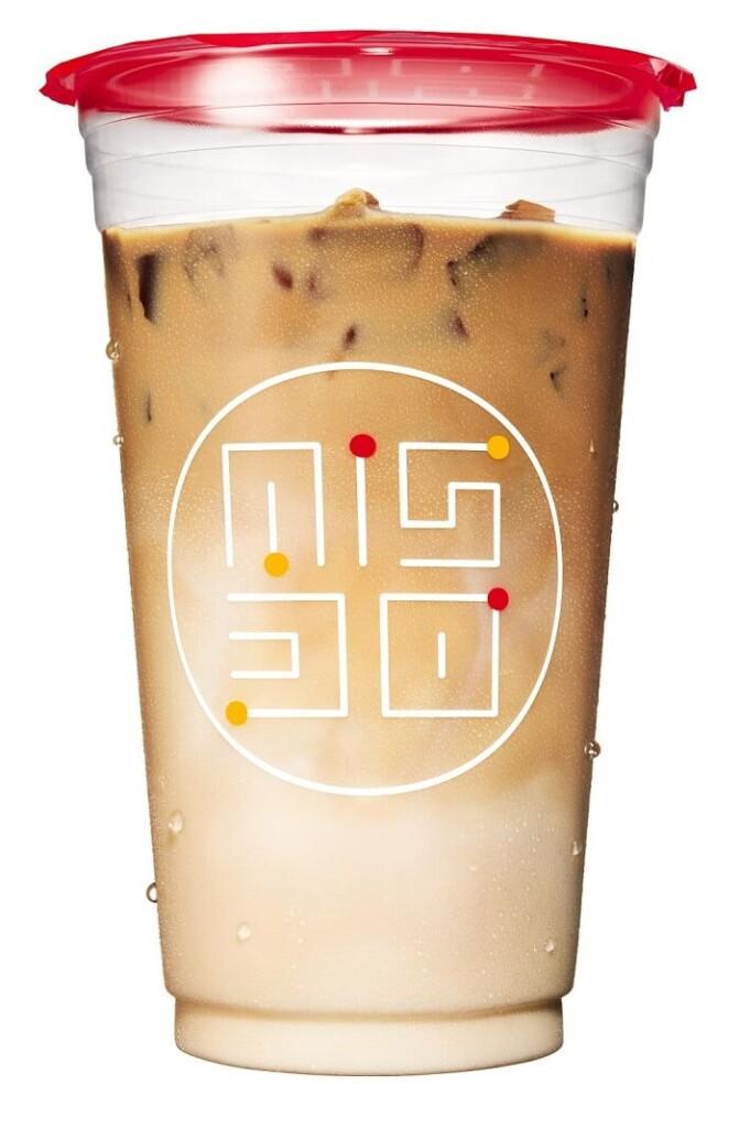 ミスド ダブル氷コーヒー