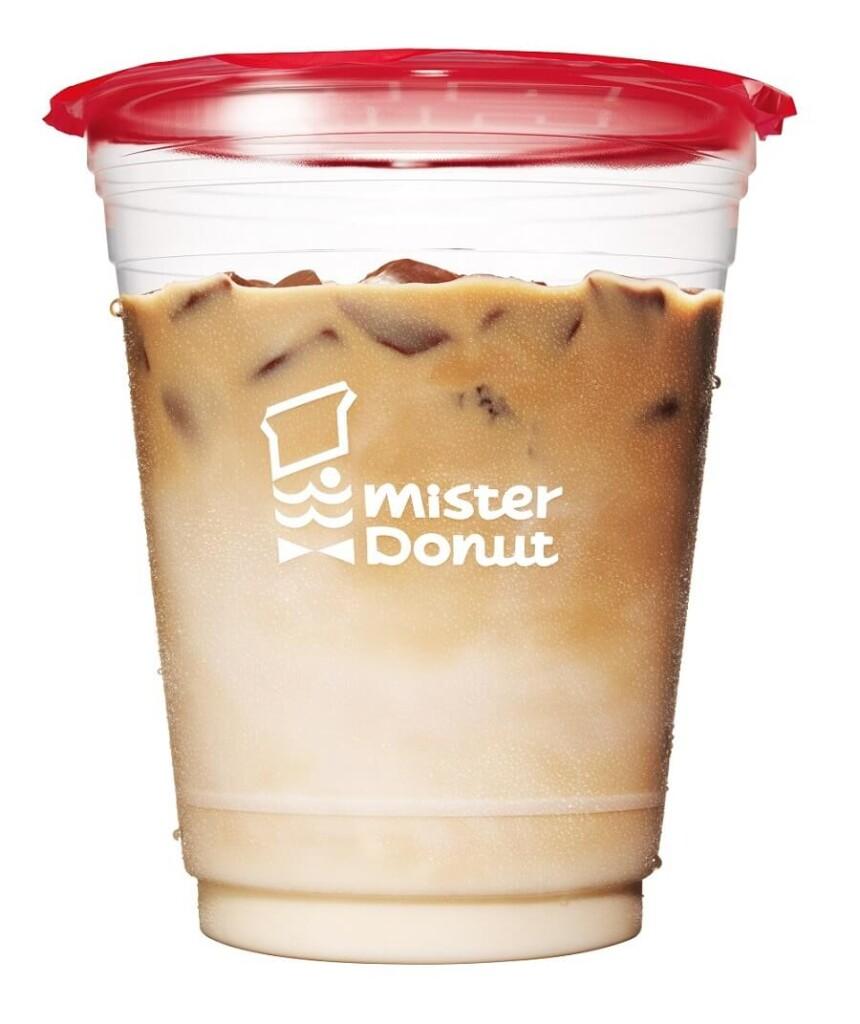 ミスド 氷コーヒー