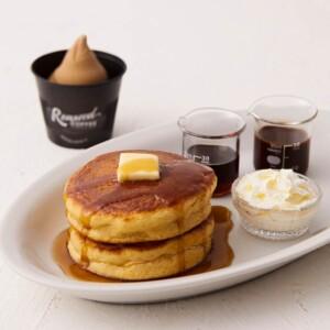 Roasted COFFEE LABORATORY クラシックパンケーキ