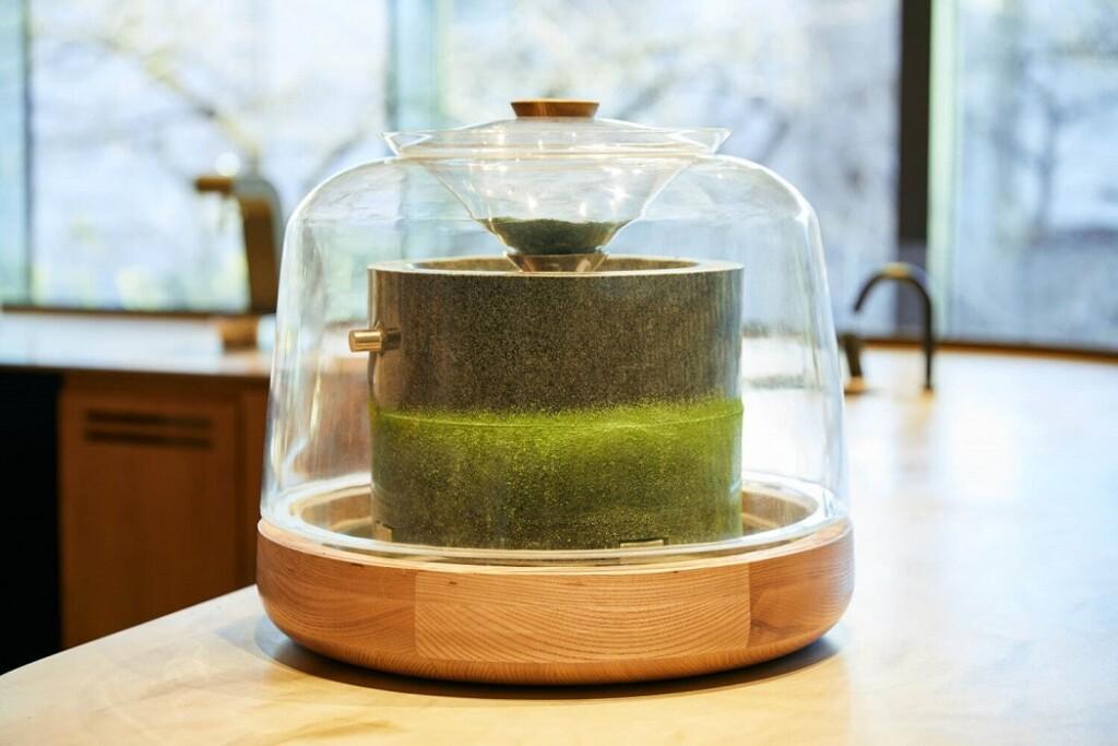 スタバ 石挽抹茶