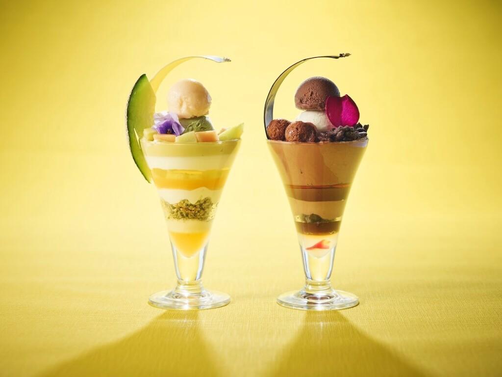 ストリングス・パフェ チョコレート ORIGIN メローネ MELONE