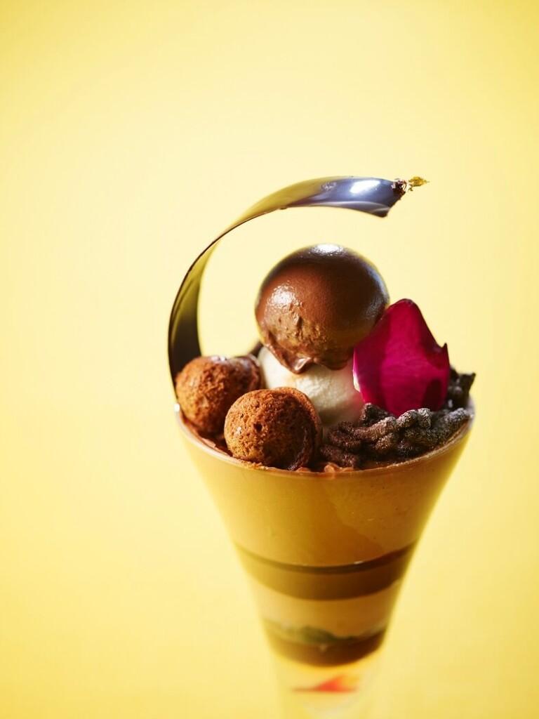 ストリングス・パフェ チョコレート ORIGIN
