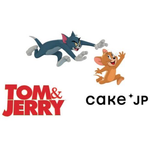 Cake.jp トムとジェリーコラボ