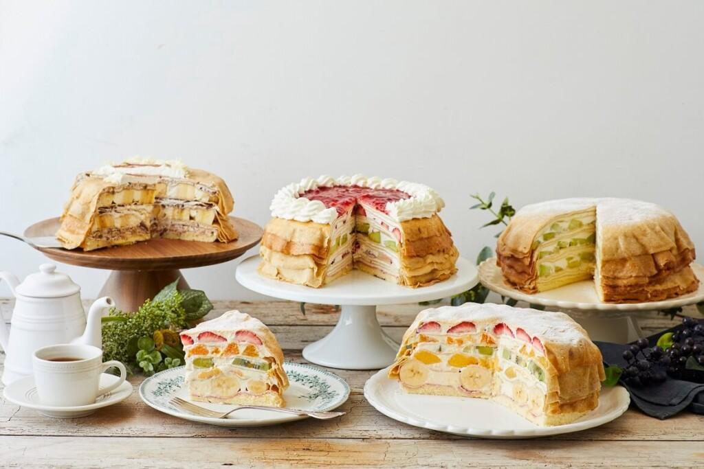 Afternoon Tea LOVE&TABLE クレープ各種