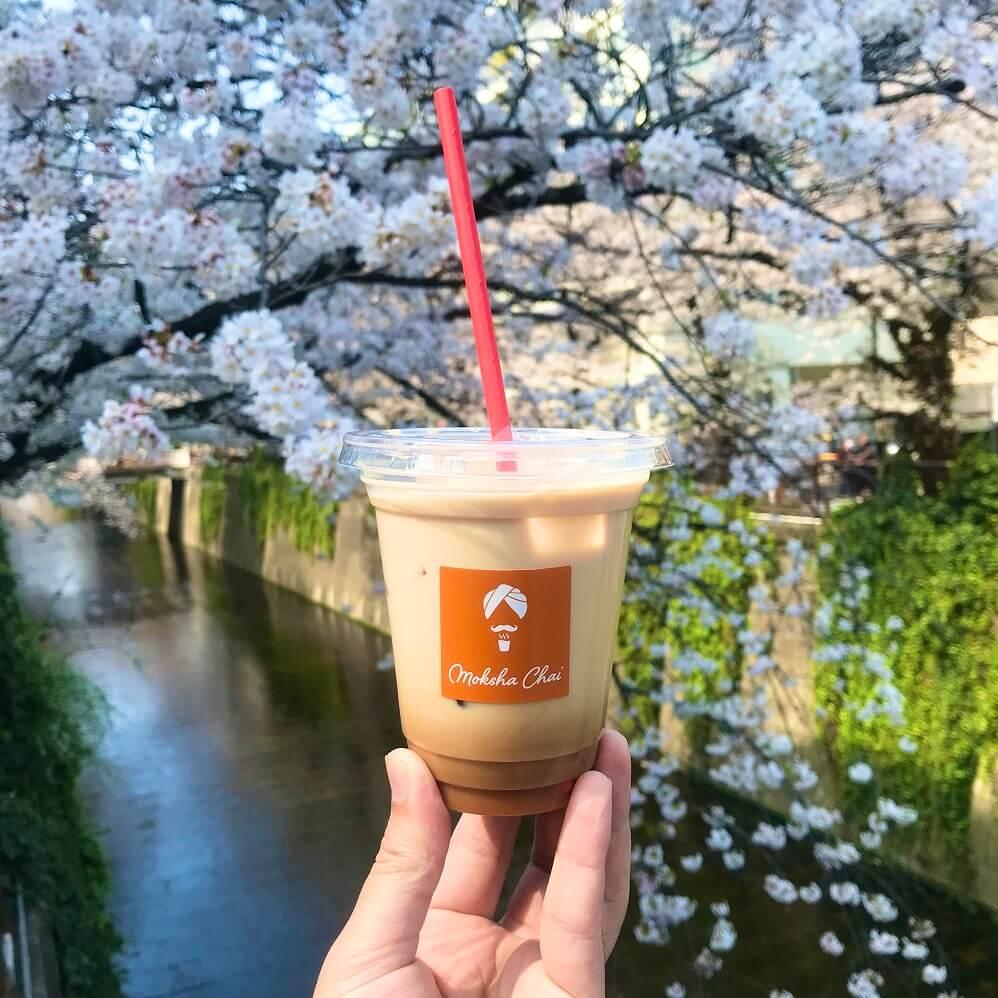 チャイ専門店「Cafeモクシャチャイ中目黒」