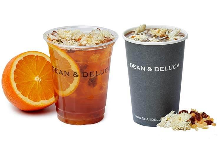 DEAN & DELUCA CAFE シトラス & フラワーティー