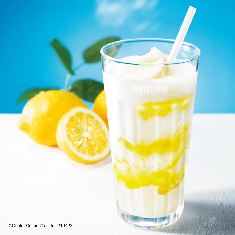 ドトール 瀬戸内レモンヨーグルン