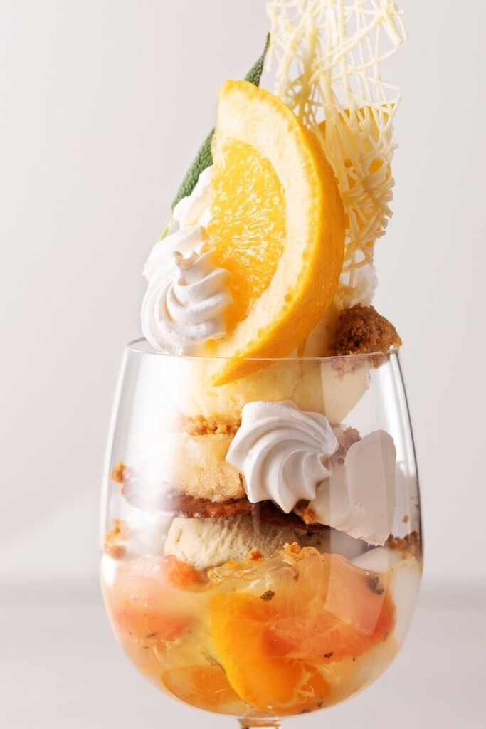 フルーツサロン 柑橘コース