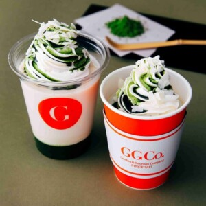 Cafe & Bakery GGCo. 抹茶メイプルソイミルク