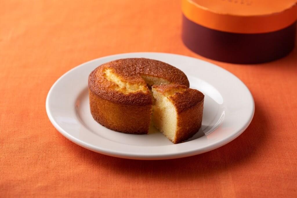 発酵バター専門店ハネル 発酵バターケーキ