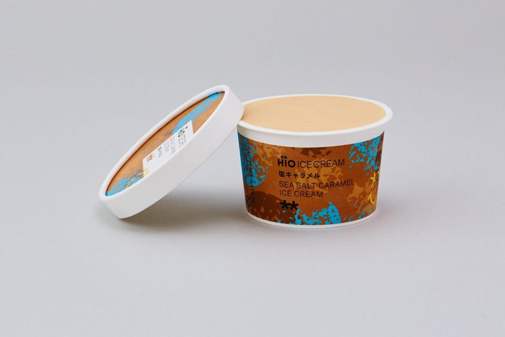 ヒオアイス 塩キャラメル