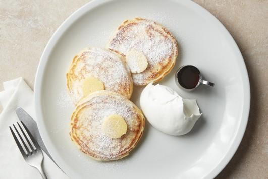 「J.S. PANCAKE CAFE」クラシックパンケーキ