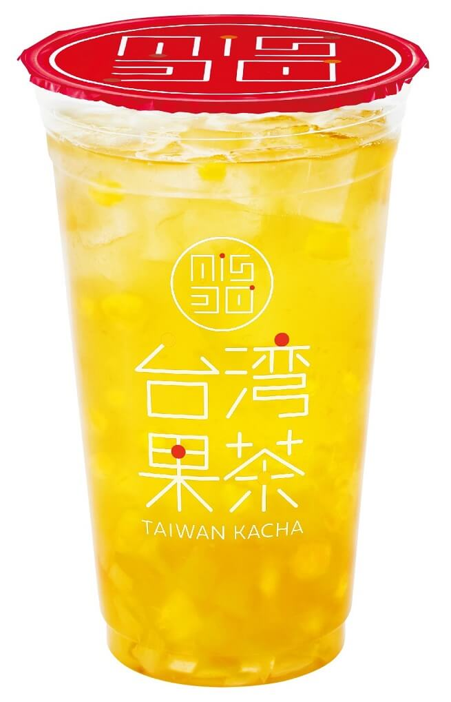 ミスタードーナツ 台湾果茶 パインマンゴージャスミン