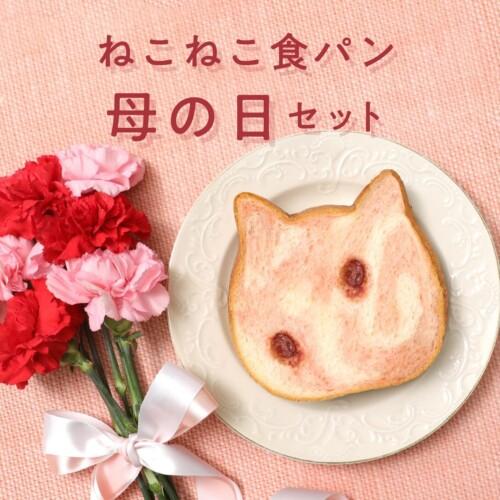 ねこねこ食パン 母の日セット