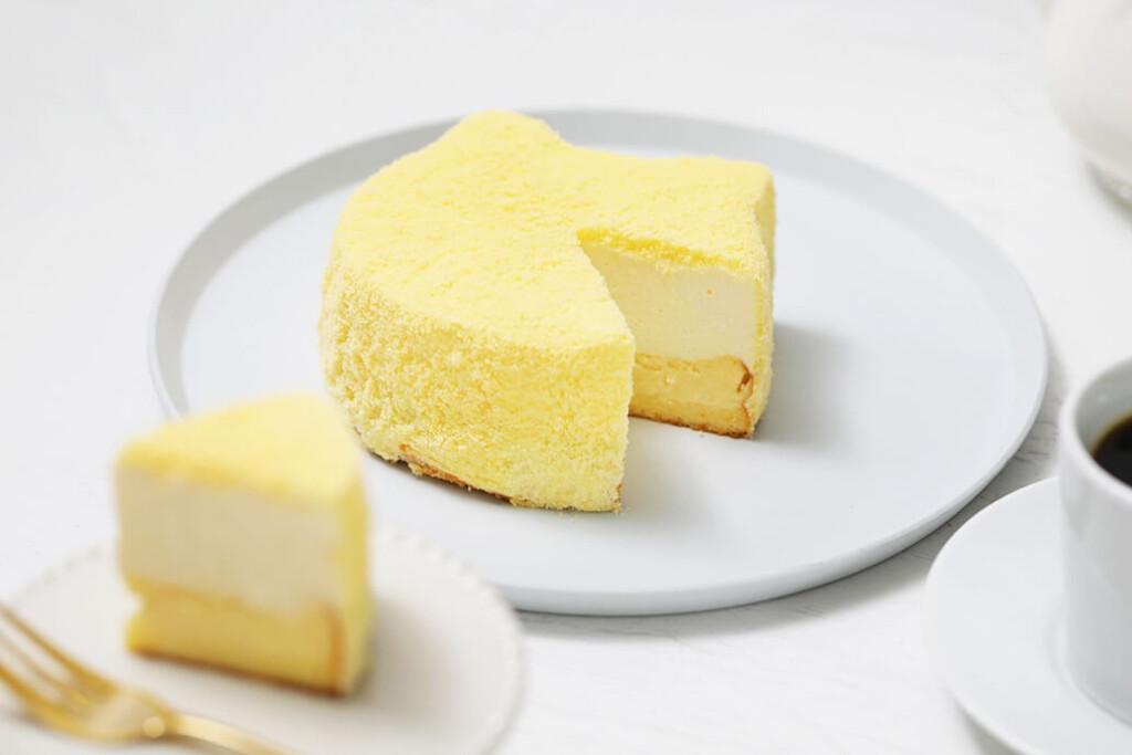 ねこねこチーズケーキ「もふねこチーズケーキ」
