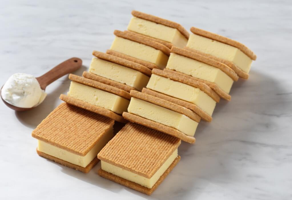 ナウオンチーズ チーズケーキサンド