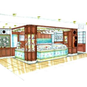 【新店】ショコラティエ パレ ド オールの新店舗が銀座5丁目にOPEN!店舗限定商品も発売。
