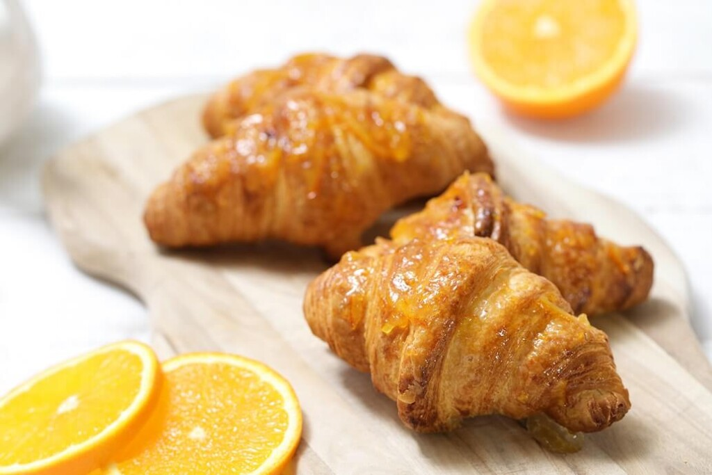 Heart Bread ANTIQUE ぜっぴん!!クロワッサン~オレンジ~