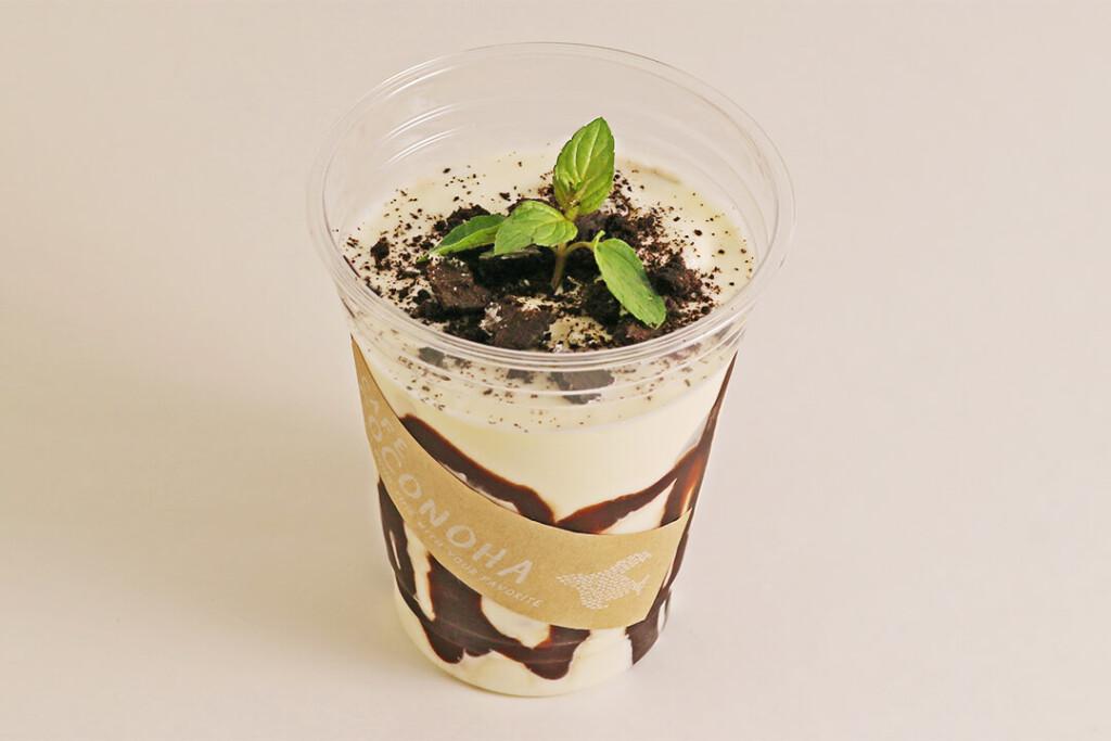 カフェ ココノハ ソラマチ店 豆乳シェイクチョコレート