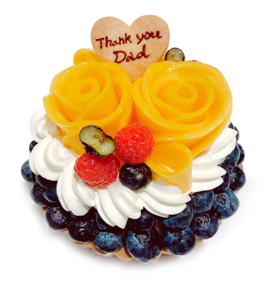 カフェコムサ 父の日 手作りケーキキット
