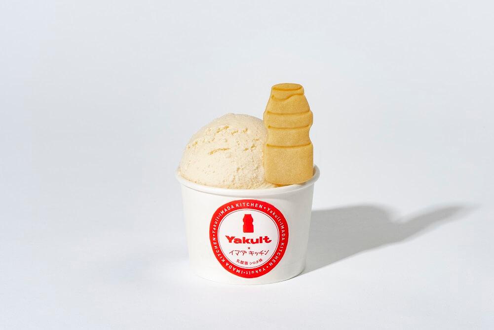 IMADA KITCHEN アイス de ヤクルト アイスクリーム