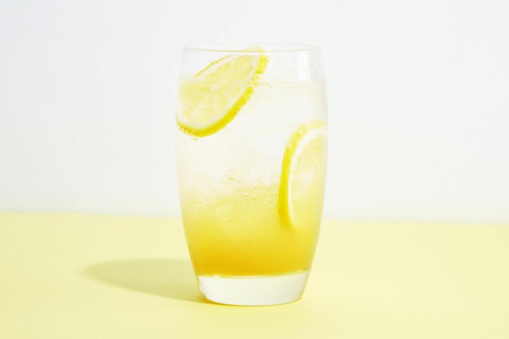 J.S. PANCAKE CAFE レモンゼリーレモネード