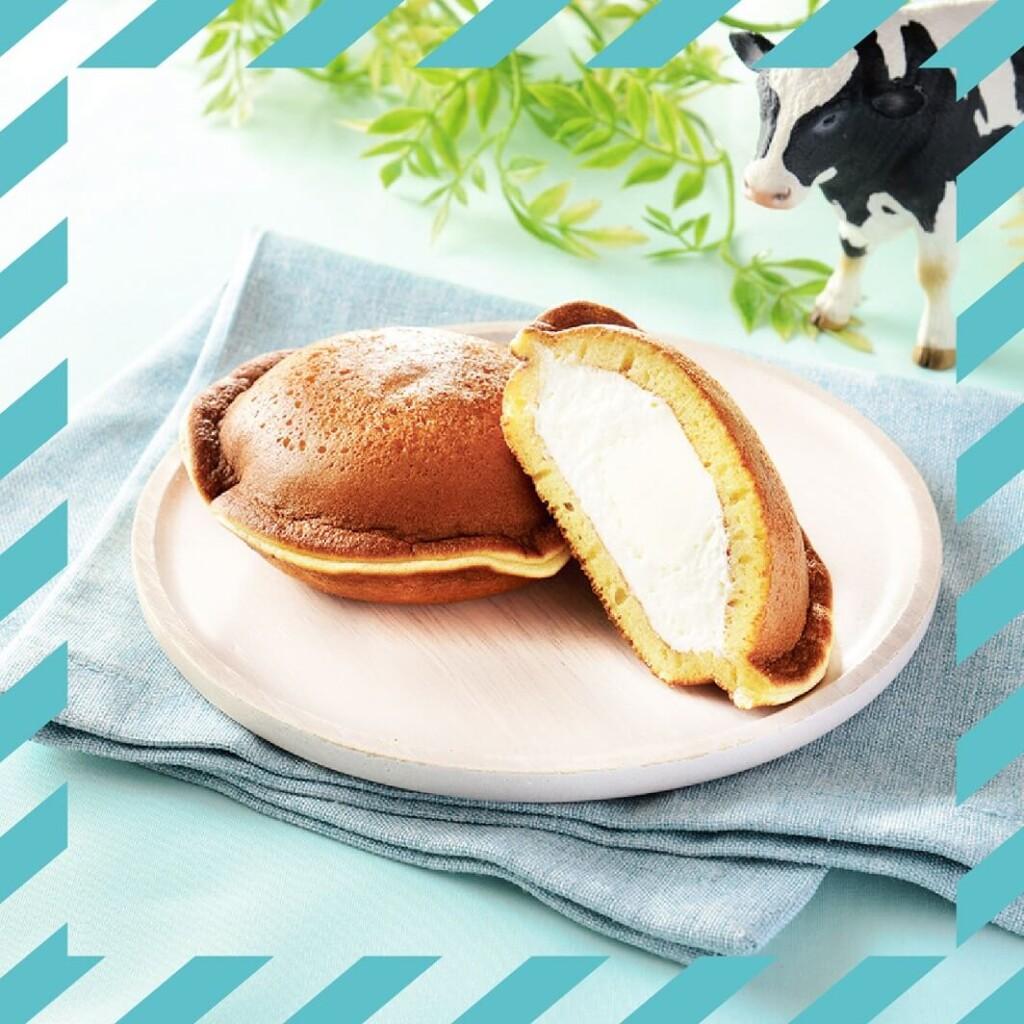 Uchi Café×生クリーム専門店Milk MILKどらもっち 練乳ソース入り