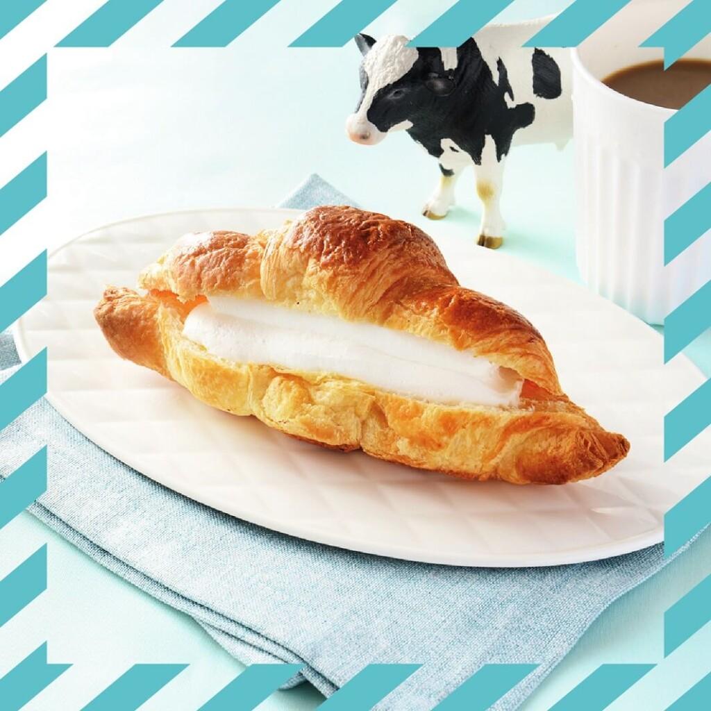 LAWSON BAKERY×生クリーム専門店Milk MILKクロワッサン