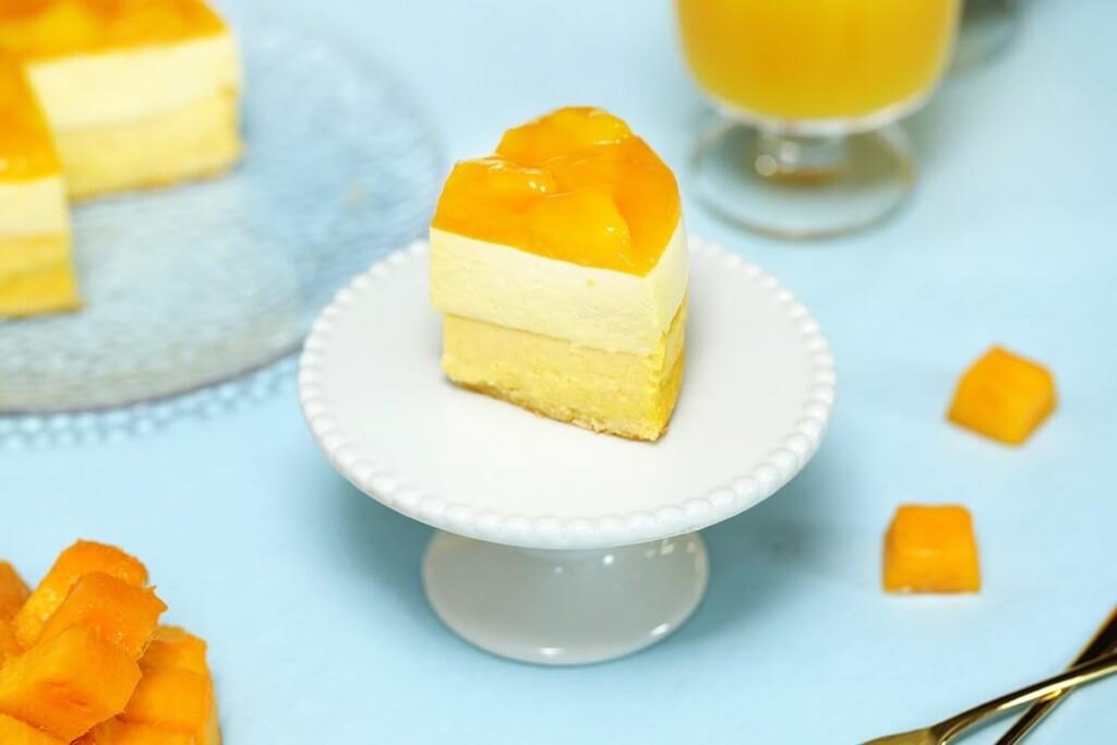 ねこねこWチーズケーキ マンゴー
