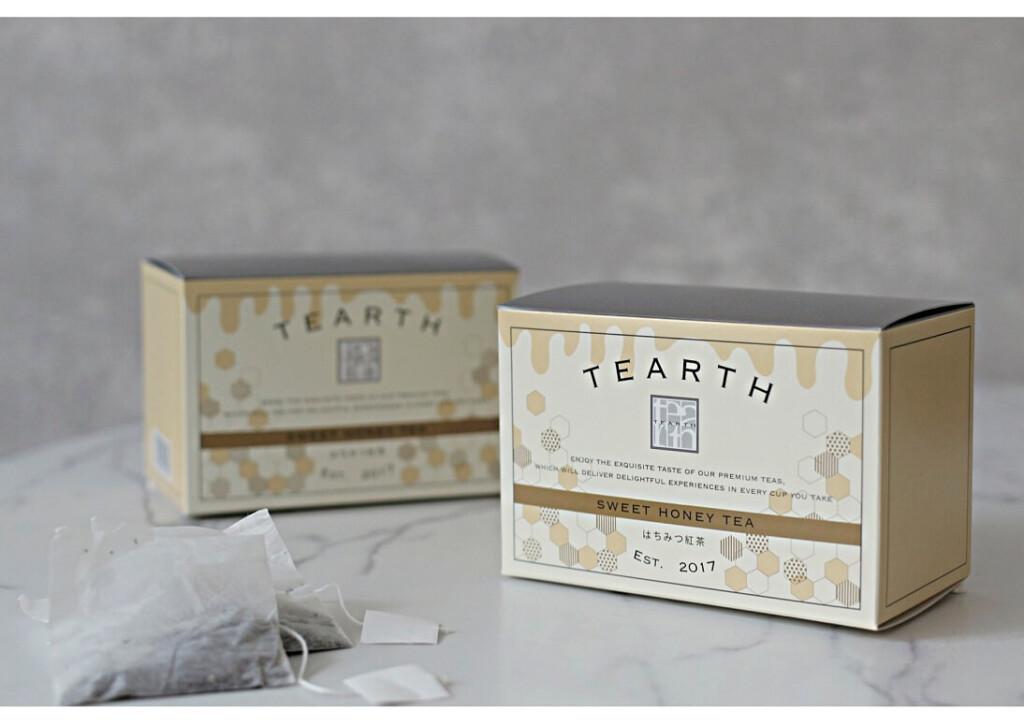 TEARTH(ティーアース) はちみつ紅茶