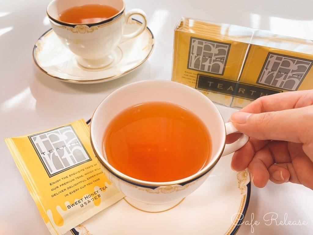 tearth はちみつ紅茶