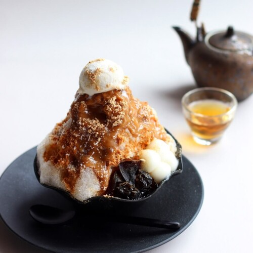 Cosme Kitchen Adaptation 厳選きな粉とココナッツの台湾風かき氷
