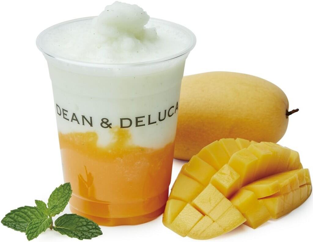 DEAN & DELUCA CAFE マンゴーラッシーフラッペ