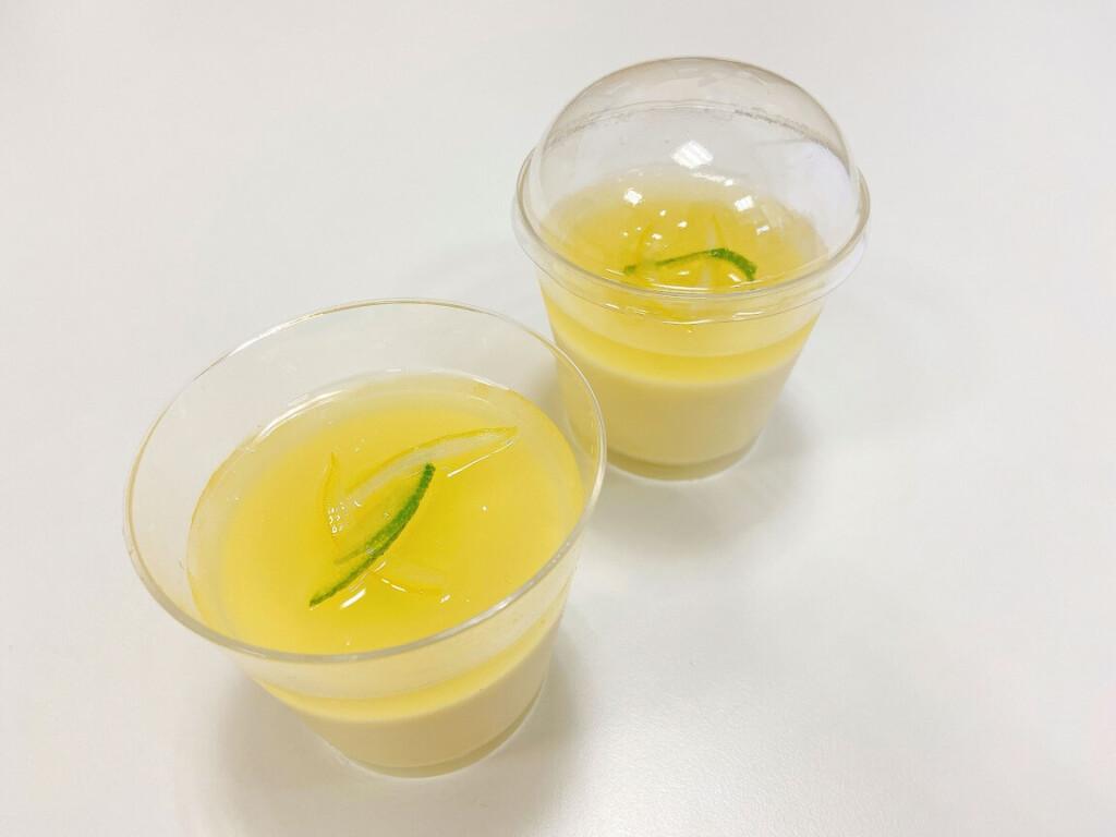 船橋屋こよみ 瀬戸内レモンと豆富のチーズケーキ