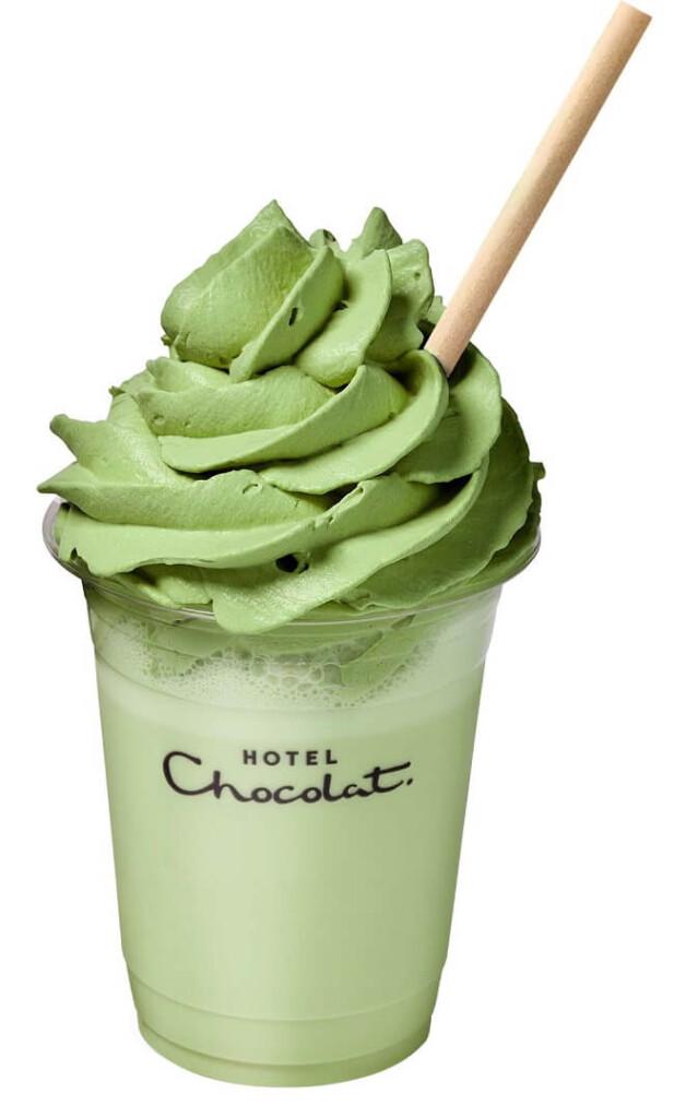 ホテルショコラ 抹茶チルドチョック