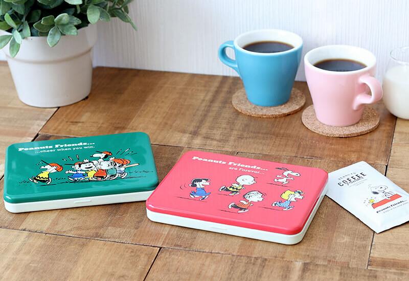 ピーナッツコーヒー 『ストロベリーコーヒー』と『アフォガートラテ』