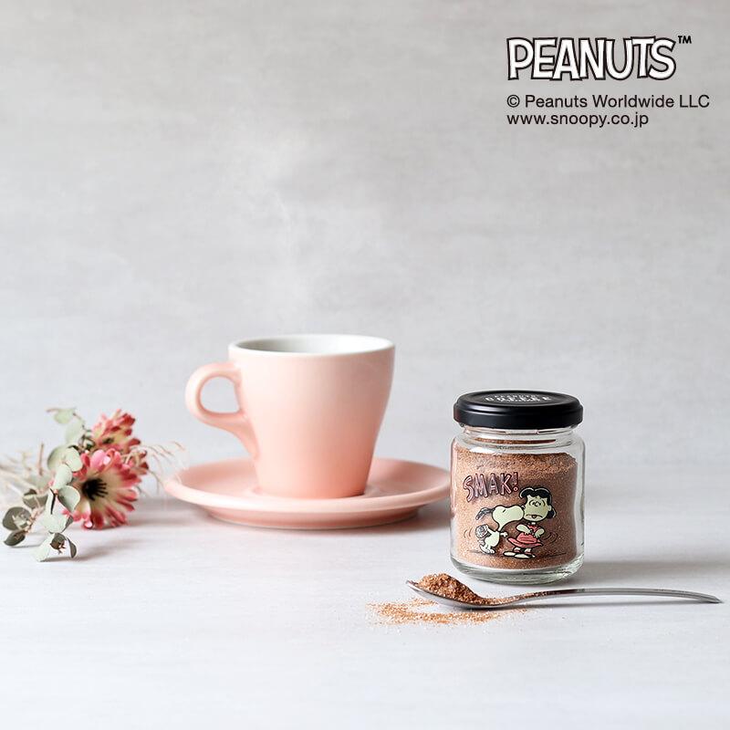 ピーナッツコーヒー ストロベリーコーヒー