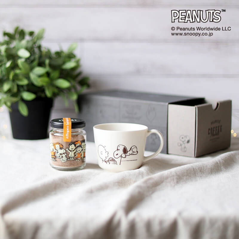 ピーナッツコーヒー ◆アフォガートラテ ギフトセット