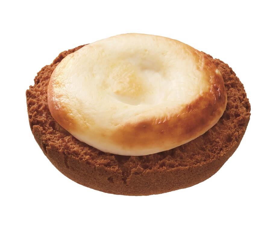 misdo meets BAKE & ZAKUZAKU ●ベイク チーズタルトドーナツ