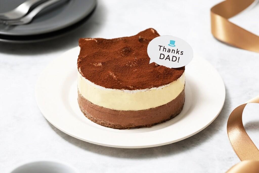 ねこねこチーズケーキ ねこねこティラミス