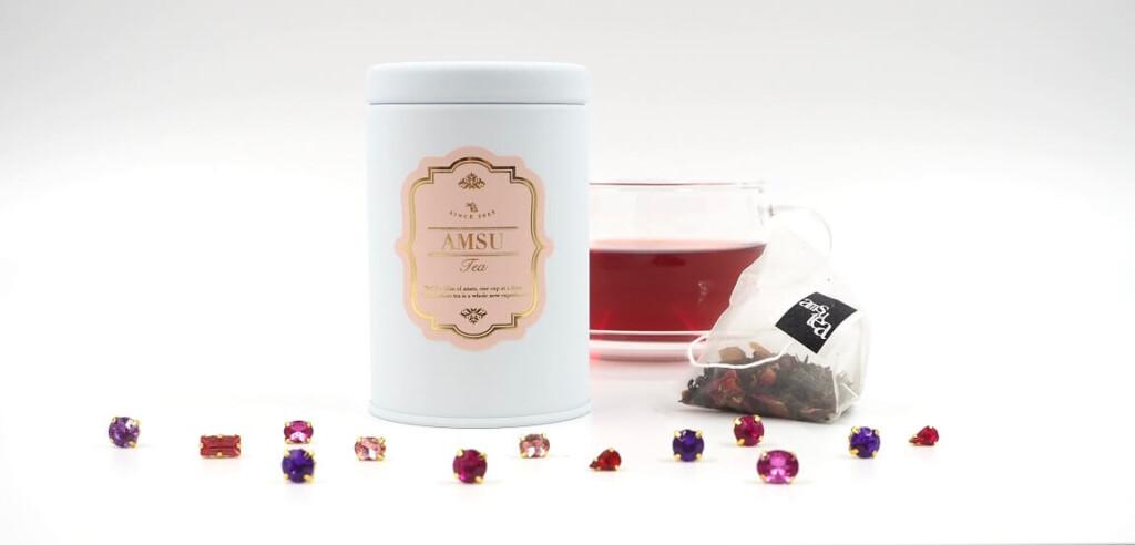 紅茶専門店 amsu tea スウィートルビー