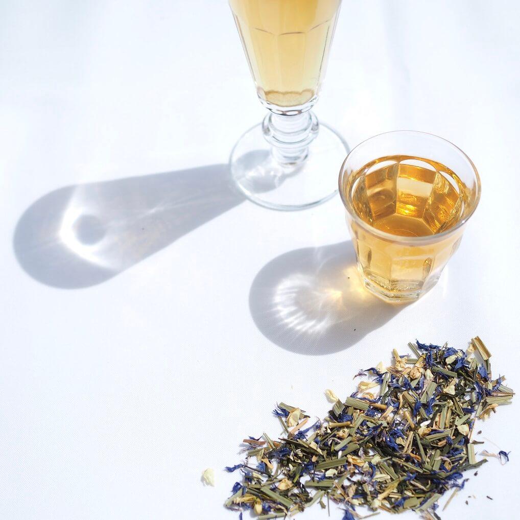 紅茶専門店 amsu tea 翡翠レモン