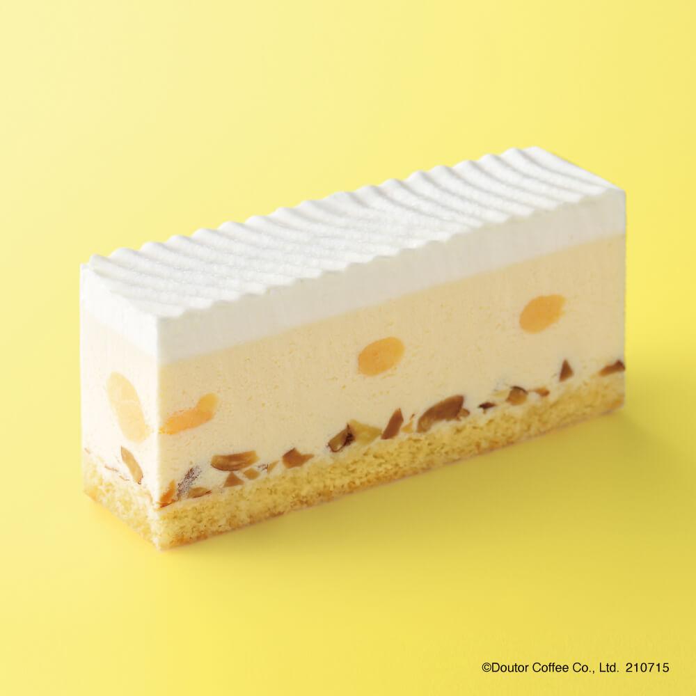 エクセルシオールカフェ 糖質50%*¹オフ レアチーズケーキ