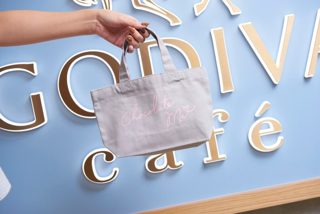 GODIVA café ecute EDITION飯田橋 ミニトート