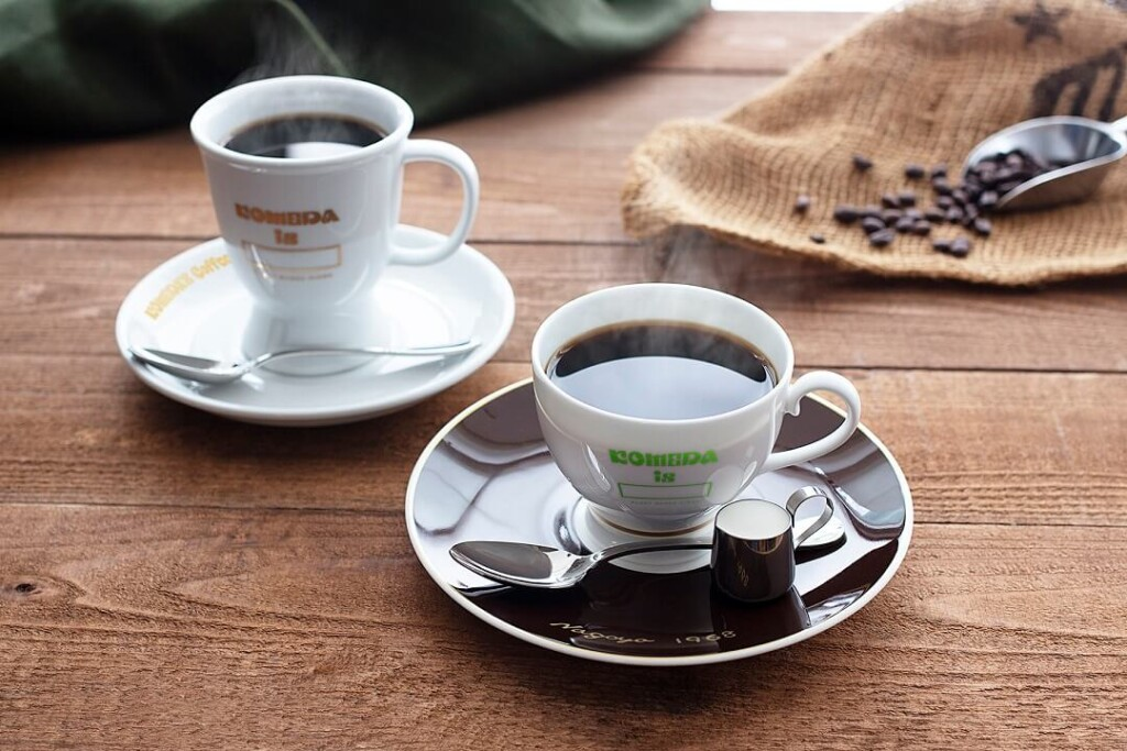 KOMEDA is □(コメダイズ) コーヒー
